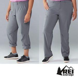 REI Co-op Womens Kornati Roll-Up Pants